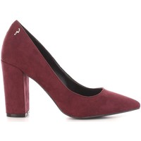 Schuhe Damen Pumps Gattinoni 0447 Pumps Frau Bordeaux Bordeaux