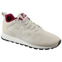 Schuhe Damen Sneaker Low Nike Md Runner 2 Eng Mesh Wmns 916797-100 Białe