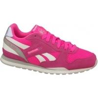 Schuhe Kinder Sneaker Low Reebok Sport GL 3000 V69799 Różowe