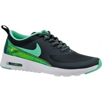 Schuhe Kinder Multisportschuhe Nike Air Max Thea Print GS Schwarz