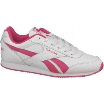 Schuhe Kinder Multisportschuhe Reebok Sport Royal CL Jogger 2 V70489 Białe
