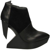 Schuhe Damen Ankle Boots United nude EDGE MISSING_COLOR
