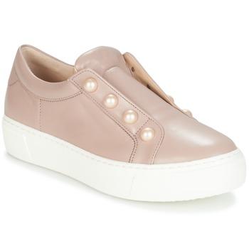 Schuhe Damen Slip on Gabor SUPA Beige