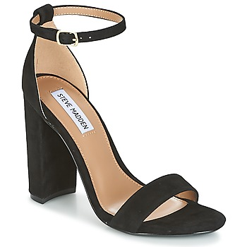 Schuhe Damen Sandalen / Sandaletten Steve Madden CARRSON Schwarz