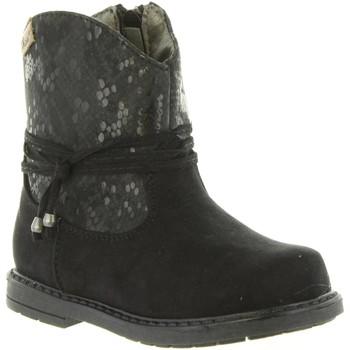 Schuhe Damen Klassische Stiefel Sprox 364113-B1080 Negro