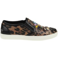 Schuhe Damen Slip on D&G CK0028 AG352 HA94N multicolore