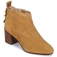 Schuhe Damen Low Boots Esprit CANDY BOOTIE Camel