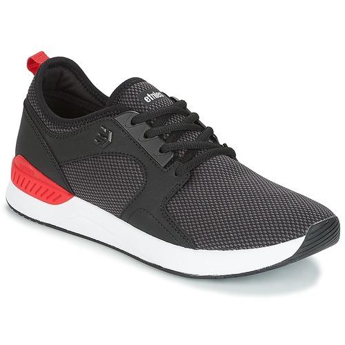 Etnies CYPRUS SC Schwarz / Rot  Schuhe Sneaker Low Herren 75,99