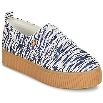 Schuhe Damen Sneaker Low Faguo FIGLONE SYNTHETIC Weiss