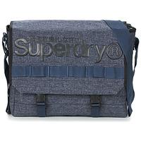 Taschen Umhängetaschen Superdry MERCHANT MESSENGER BAG Marine
