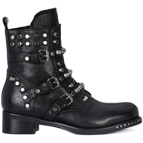 Juice Shoes TACCO BLACK Nero - Schuhe Boots Damen Damen Damen 118 2cde86