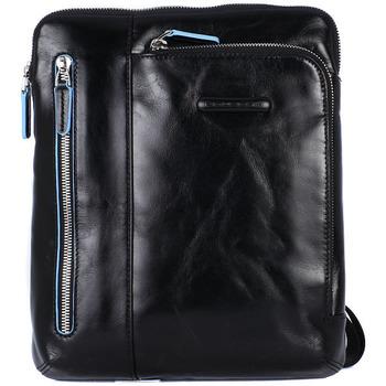 Taschen Herren Geldtasche / Handtasche Piquadro TRACOLLA PELLE NERA Nero