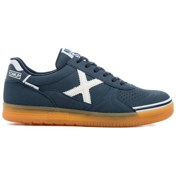 Schuhe Herren Sneaker Low Munich Fashion G-3 CASUAL AZUL