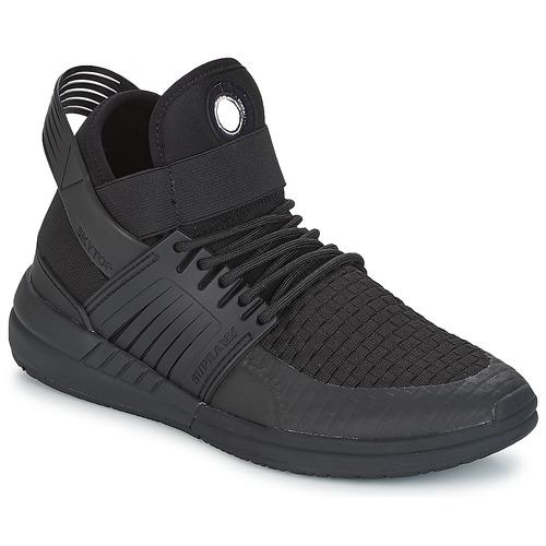 Supra SKYTOP V Schwarz  Schuhe Sneaker High  103,20