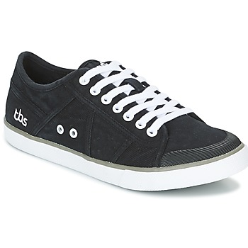 Schuhe Damen Derby-Schuhe TBS VIOLAY Schwarz