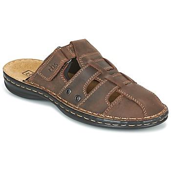 Schuhe Herren Pantoffel TBS BASSOA Braun