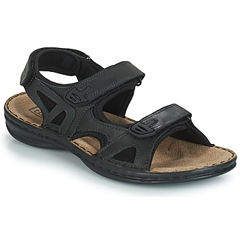 Schuhe Herren Sandalen / Sandaletten TBS BERRIC Schwarz