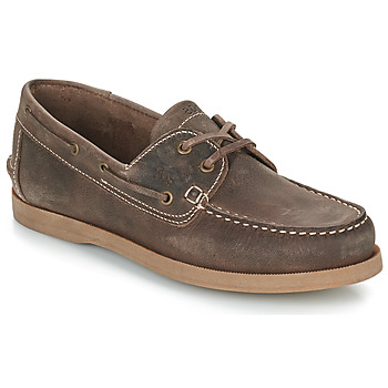 Schuhe Herren Bootsschuhe TBS PHENIS Braun
