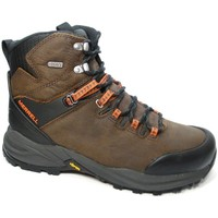 Schuhe Herren Wanderschuhe Merrell Phaserbound Waterproof Braun