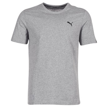 Kleidung Herren T-Shirts Puma ESS TEE Grau