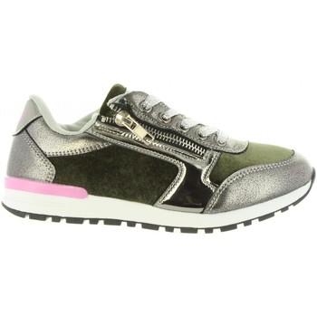 Schuhe Damen Sneaker Low Lois 83848 Verde