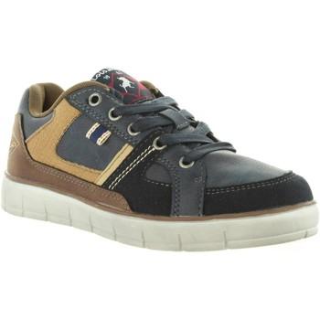 Schuhe Damen Sneaker Low Lois 83804 Azul