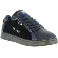 Schuhe Damen Sneaker Low Lois Jeans 83858 Azul