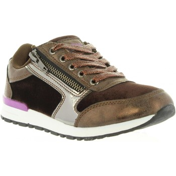 Schuhe Damen Sneaker Low Lois 83848 Marrón