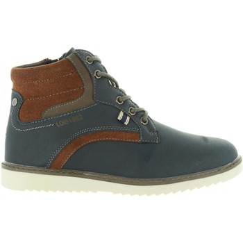 Schuhe Damen Boots Lois 83840 Azul