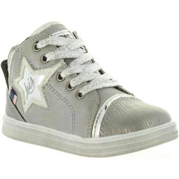 Schuhe Mädchen Boots Lois 46019 Plateado