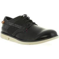 Schuhe Herren Sneaker Low Lois 84521 Negro