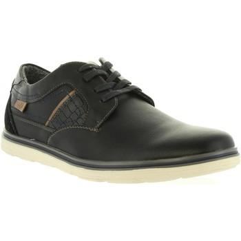 Schuhe Herren Sneaker Low Lois Jeans 84516 Negro