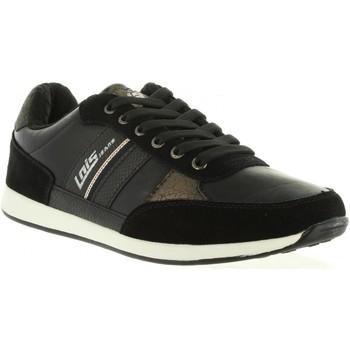 Schuhe Herren Sneaker Low Lois 84567 Negro