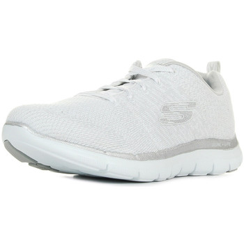 Schuhe Damen Sneaker Low Skechers Flex Appeal 2.0 Open Night