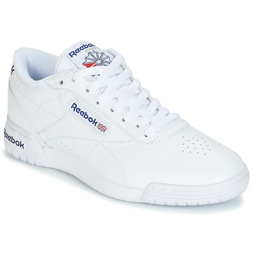 Schuhe Sneaker Low Reebok Classic EXOFIT Weiss