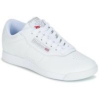 Schuhe Damen Sneaker Low Reebok Classic PRINCESS Weiss