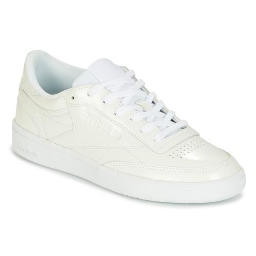 reebok sneaker low grey damen