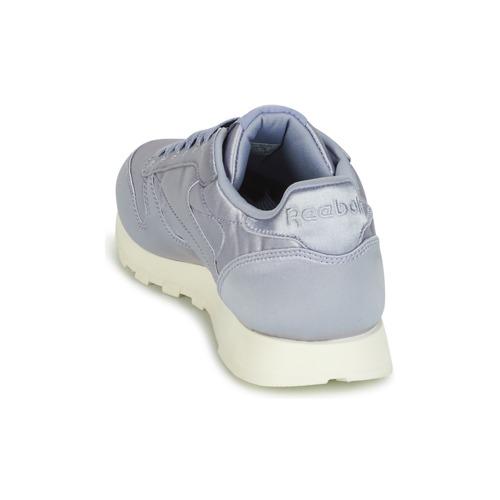 Reebok Classic CLASSIC LEATHER Sneaker SATIN Violett  Schuhe Sneaker LEATHER Low Damen 79,96 c8e891