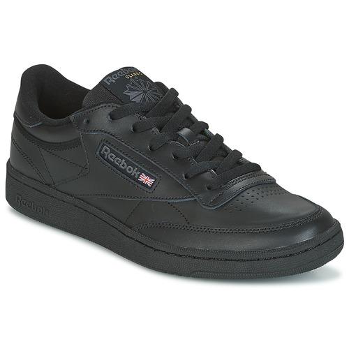 Reebok Classic CLUB C 85 Schwarz  Schuhe Sneaker Low Herren 79,95
