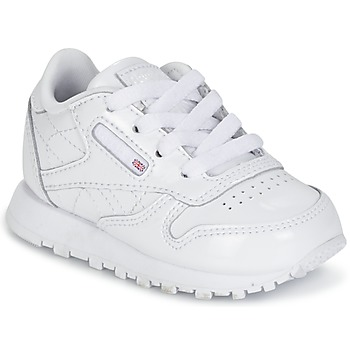 Schuhe Mädchen Sneaker Low Reebok Classic CLASSIC LEATHER PATENT Weiss
