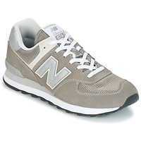 Schuhe Sneaker Low New Balance ML574 Grau