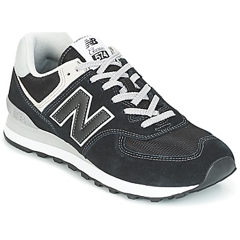 Schuhe Sneaker Low New Balance ML574 Schwarz