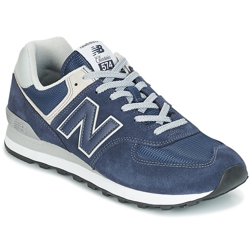 New Schuhe Balance ML574 Blau  Schuhe New Sneaker Niedrig  89,99 2b47a1