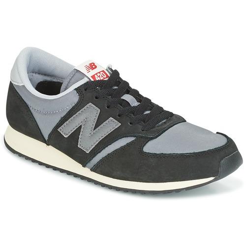 Damen Design New Balance U420 Sneaker in Farbe schwarz um 11