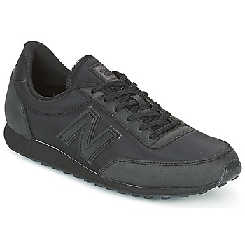 Schuhe Sneaker Low New Balance U410 Schwarz