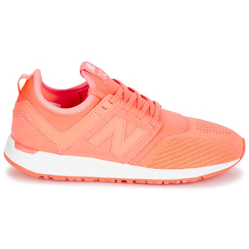 New Balance WRL247 Orange  63 Schuhe Sneaker Low Damen 63  607dd5