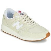 Schuhe Damen Sneaker Low New Balance WRL420 Beige