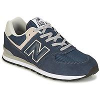 Schuhe Kinder Sneaker Low New Balance 574 Marine