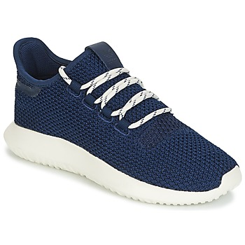 Schuhe Kinder Sneaker Low adidas Originals TUBULAR SHADOW J Blau