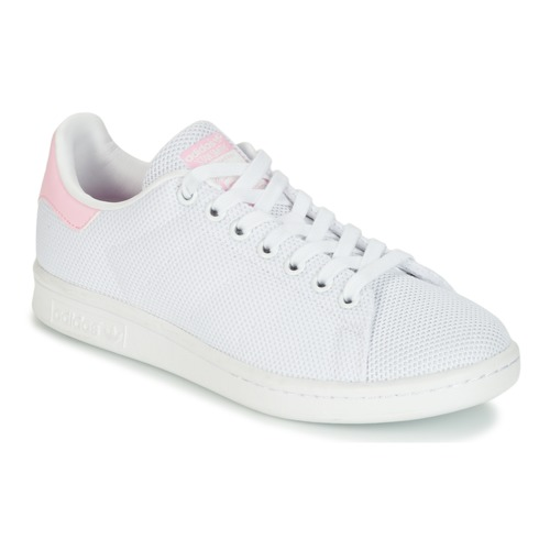 adidas Originals STAN SMITH W Weiss Rose 75,96 Schuhe